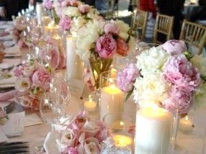 table decoration - Very pretty!!