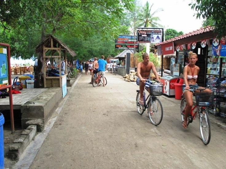 Gili Trawangan, Lombok, West Nusa Tenggara. By Wasito Djati Pribadi