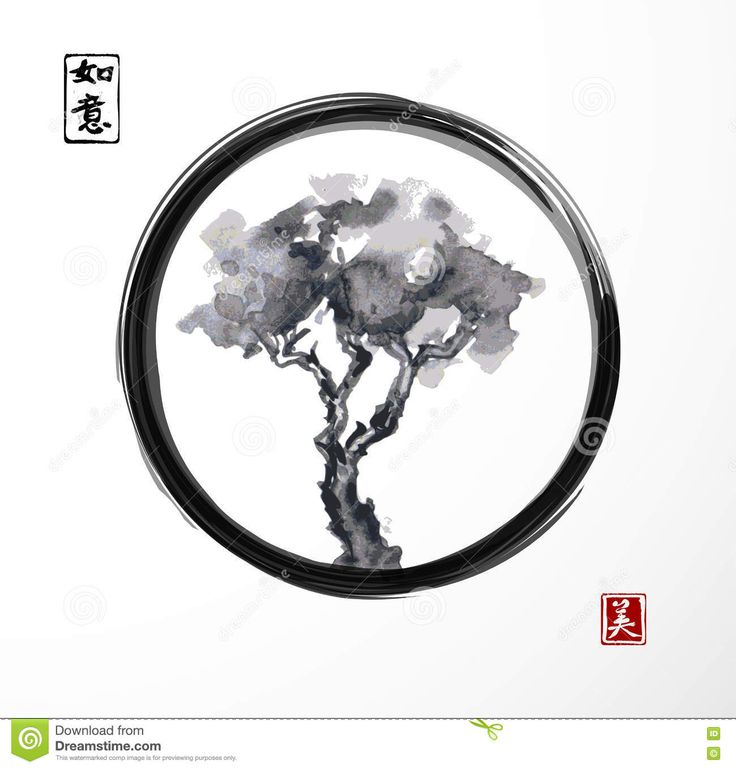 Image Result For Enso With Lotus Flower