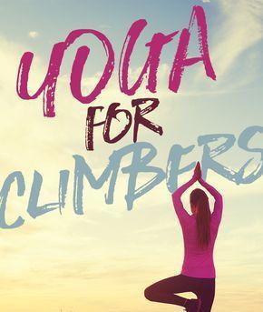 Yoga for Climbers – Medi Idea