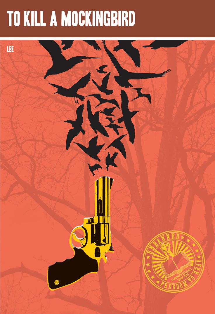 Book Cover Design Of Birds : To kill a mockingbird book cover poster pixshark