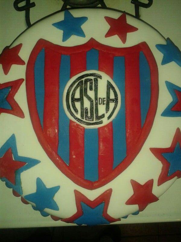 Equipos! Fútbol torta san lorenzo