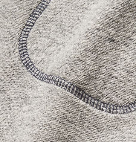 Band of Outsiders Contrast-Stitched Loopback Cotton-Jersey Sweatpants