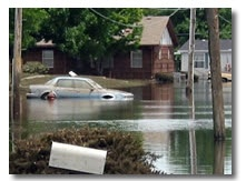Flood insurance rates set to increase.  Link to Flood Consumer Alert from the Kansas Insurance Department.