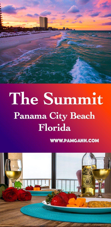 The Summit Condos Panama City Beach Florida