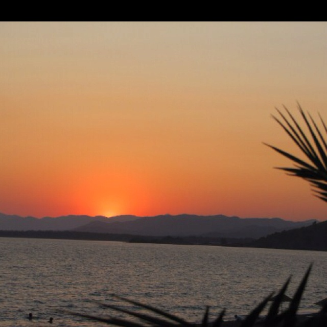 Calis Beach - Turkey... famous for sunsets