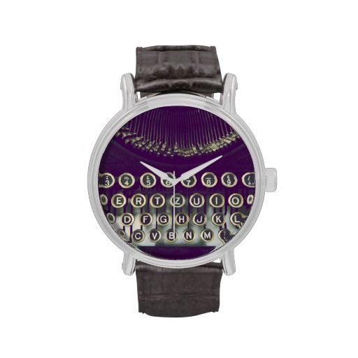 =>Sale on          Old fashioned typewriter wristwatch           Old fashioned typewriter wristwatch online after you search a lot for where to buyShopping          Old fashioned typewriter wristwatch Review on the This website by click the button below...Cleck Hot Deals >>> http://www.zazzle.com/old_fashioned_typewriter_wristwatch-256515803613400567?rf=238627982471231924&zbar=1&tc=terrest