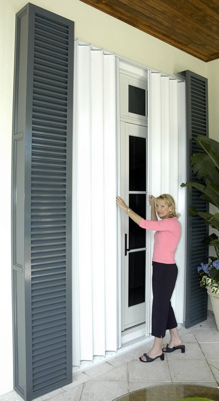 17 Best Images About Accordion Shutters On Pinterest