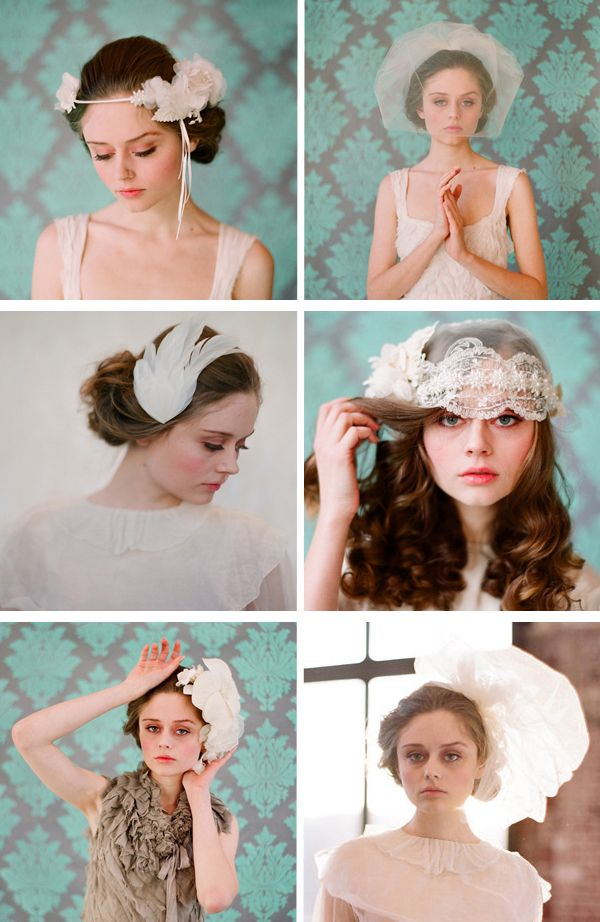 veils: Hair Ideas, Bridal Veils, Fashion Hair, Bridal Hair, Hair Accessories, Bride Hairstyles, Headpieces, Bridal Inspiration, Hair Inspiration
