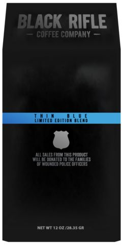 Thin Blue Line—Limited Edition Blend - Black Rifle Coffee Company