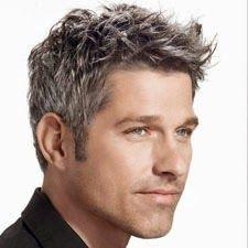 immagini uomini capelli grigi - Cerca con Google