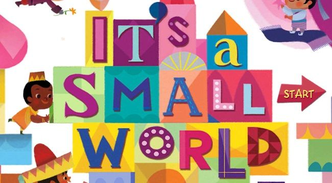"Image result for ""it's a small world"" board game"