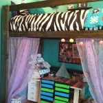 You asked to see photos that people have sent me of their loft beds, and so here they are! (Yes,…
