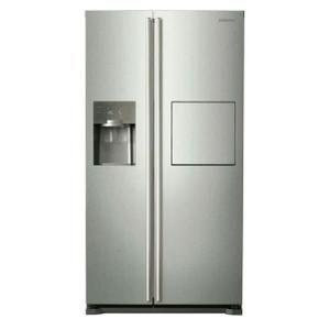 SAMSUNG RS7577THCSP - Réfrigérateur américain - 530L (359+117) - Froid ventilé - A+ - L 91,2cm x H 178,9cm - Inox