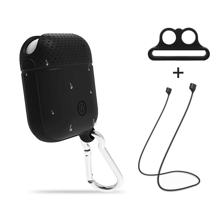 Case for airpods silicone cover skin so soft headphones
