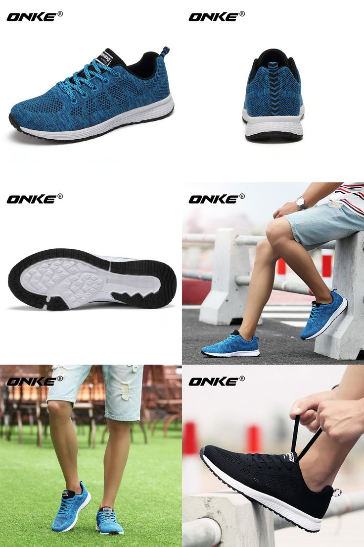 [Visit to Buy] Summer Style Men Running Shoes Super Cool Sneakers for Men Good Quality Women SNEAKER Zapatos Para Correr Jogging Shoes  #Advertisement