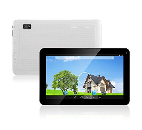 "*CHEAPEST QUAD CORE 10.1"" TABLET* Yones® GOOGLE ANDROID KITKAT 4.4 10.1"" GADGETSFAIR TABLET PC QUAD CORE CPU POWERFUL GPU SLIM DESIGN RESOLUTION 1024X600, 1G RAM FULLY SUPPORT FACEBOOK, YOUTUBE, Yones http://www.amazon.co.uk/dp/B00KEVSPDY/ref=cm_sw_r_pi_dp_kfWXub0WXPQFN"
