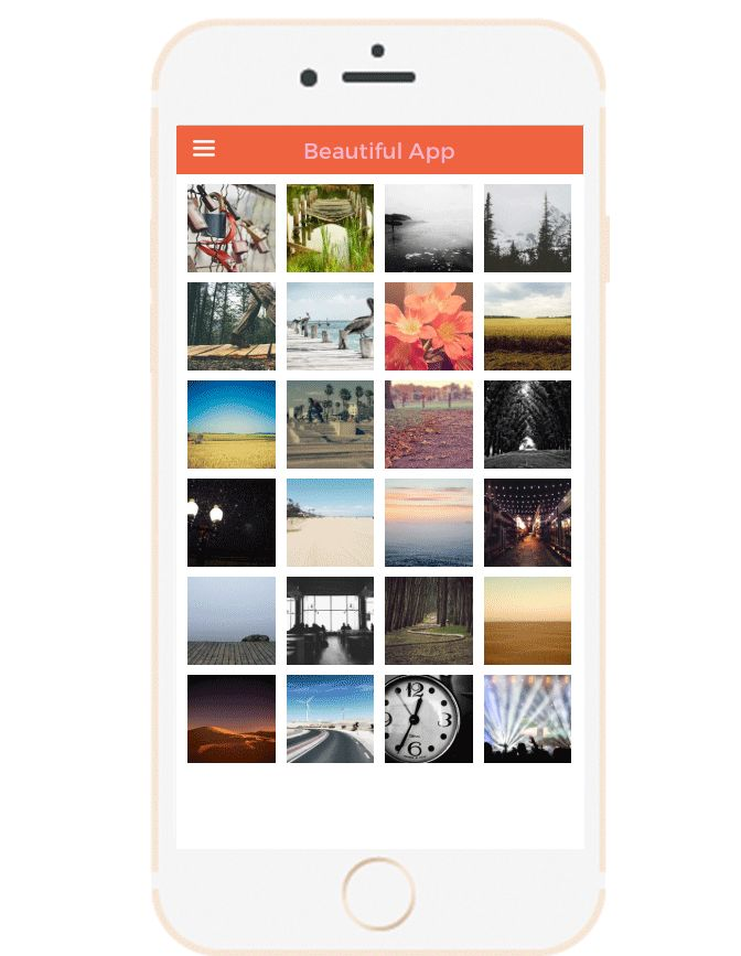 Looking to create a #mobileapp with a visual concept? Find out how our powerful yet easy-to-use mCMS photos section can be the perfect fit  #mobileapp #visual #design #CMS #business #concept