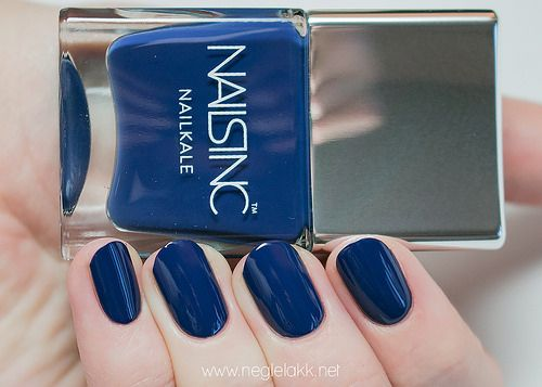 Nails inc Richmond Park Gardens NailKale Nail polish Swatch