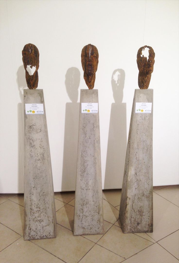 Unisa Art Gallery - CANSA Art Exhibition - Artworks by Anton Smit - Photograph by Megan Erasmus