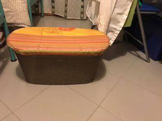 Di tutto e di più sulla Sardegna di Giurtalia e tanto altro ancora.: Come fare un copri cesta porta biancheria o porta ...