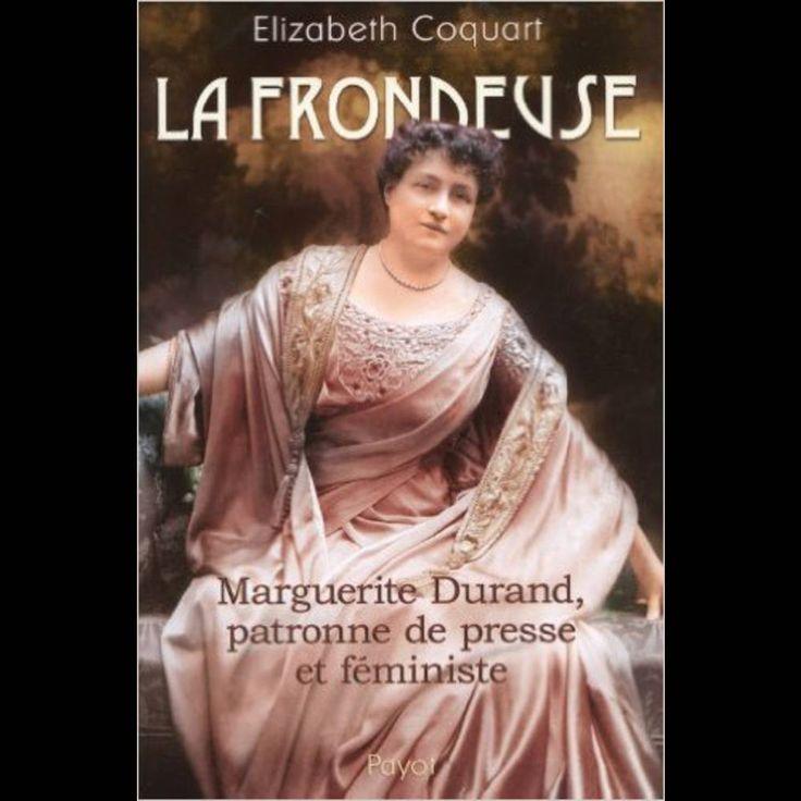 Elizabeth Coquart – La Frondeuse (Payot)