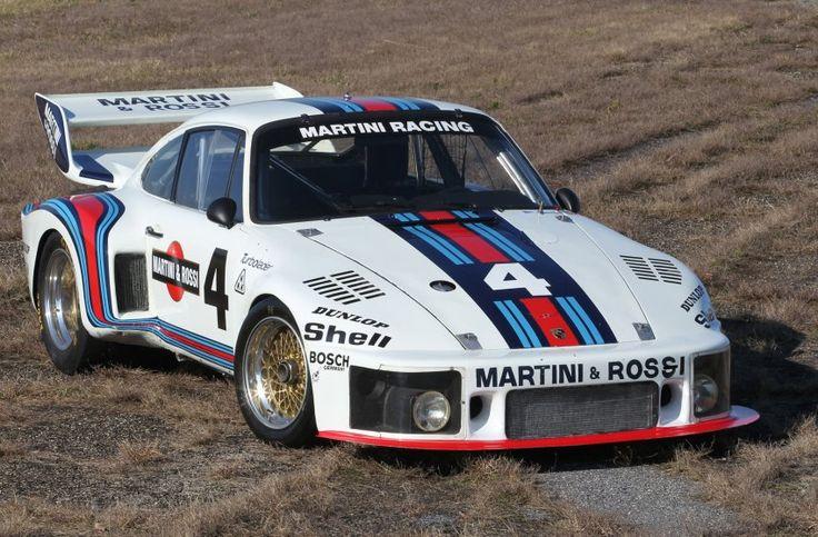1976 Porsche 935/76: Der Wagen wurde vom Proto- zum Siegertyp, der Wagen belegte Podiumsplätze in Dijon und Watkins Glen. Nun wird er zu einem Preis zwischen 1,7 und 2 Millionen Dollar gehandelt.