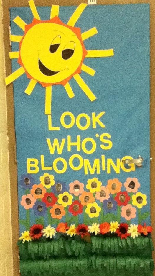 pre k door decorating ideas   Pre-K door decorations