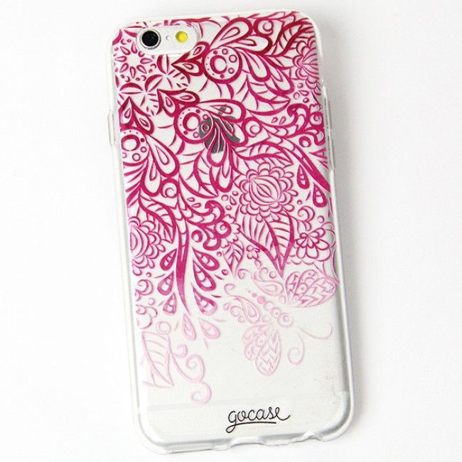 Custom Phone Case Color Pink