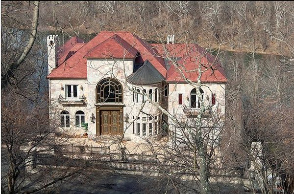 Selling a 12.5 million castle on the Potomac River  I want 2! LOL
