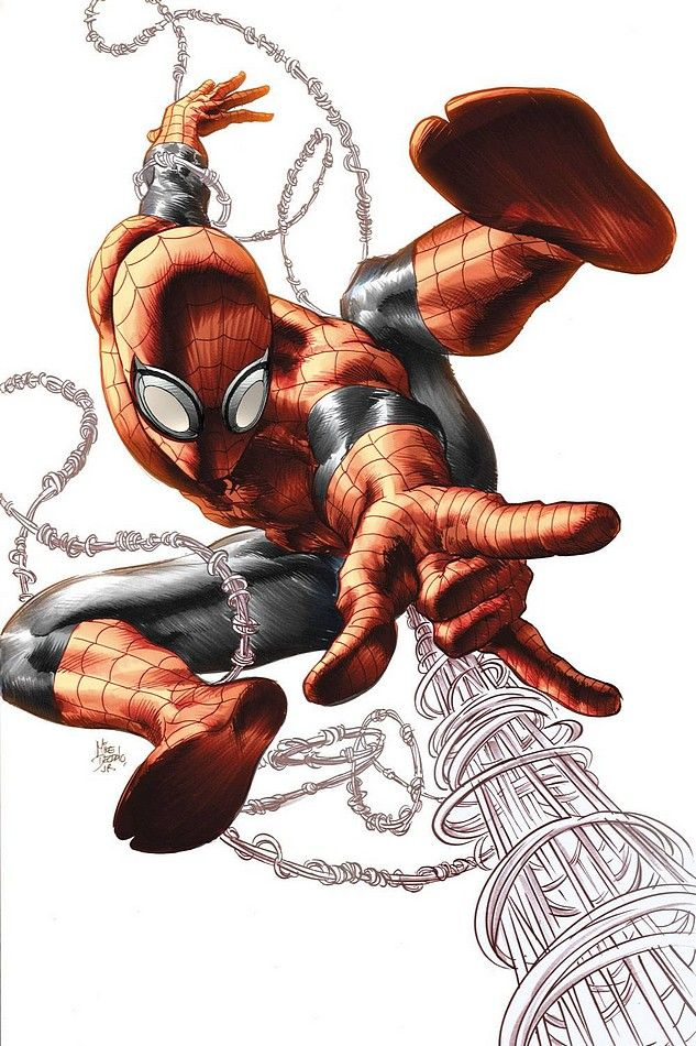 Superior Spider-Man #4 Mike Deodato variant