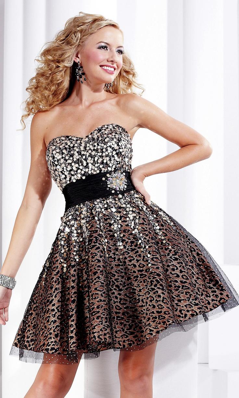 48 besten Prom dresses Bilder auf Pinterest   Abendkleider, Kurze ...