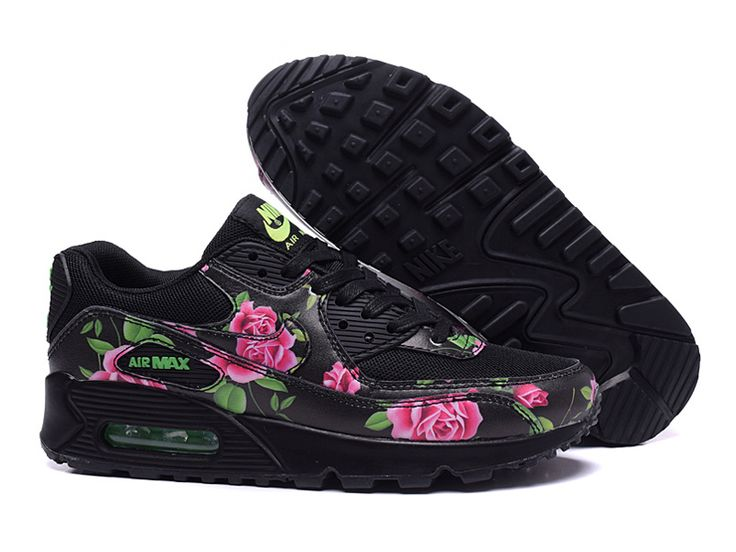 huge selection of 19bf8 3ae79 ... low price nike air max 90 id chaussure de running pour femme pas cher  officiel noir