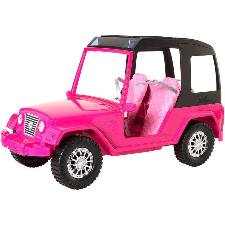 Barbie Pink Passport Sisters Cruiser #BarbieMattel