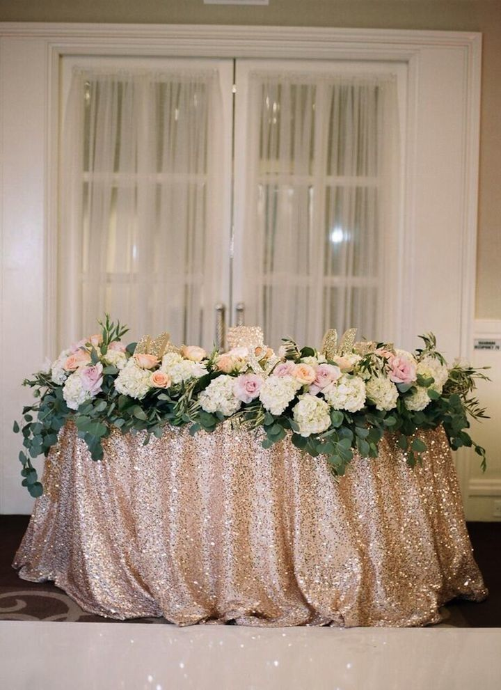 Ocean Front California Wedding With Stunning Views Reception CenterpiecesWedding ReceptionsTable