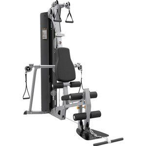 Life Fitness G3 Home Gym. The versatile G3 Home Gym uses Cable Motion to allow for unrestricted range of motion. The G3 is an effective, easy-to-use way to build balance and stability for multiple muscle groups and enhance your daily activities whether it's on the job or in recreational sports. It's a compact and durable home strength training option. KEY FEATURES TWO SWIVEL PULLEY ZONES Allows for a nearly unlimitied variety of upper body and core exercise ERGONOMIC DETAIL...