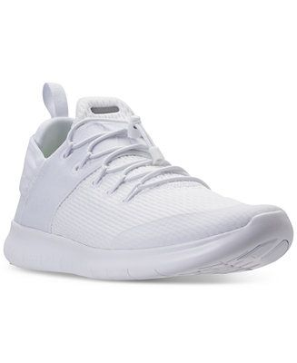 5054a083d4bb2 Nike Men s Free RN Commuter 2017 Running Sneakers from Finish Line Men -  Finish Line Athletic Shoes - Macy s