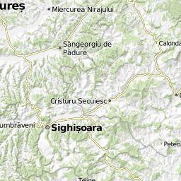Rupea -Viscri -Sighisoara - Bikemap - Traseele tale de bicicleta online