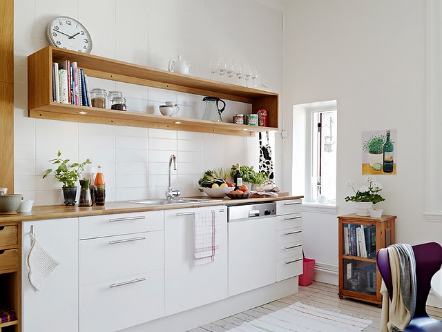 White Kitchen Shelves 83 best home images on pinterest | kitchen ideas, home and kitchen