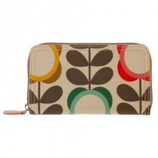 Orla Kiely wallet for @Alice Krechowicz