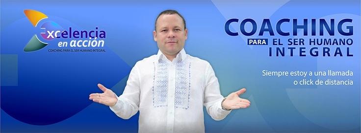 Pastor García Coach de Excelencia
