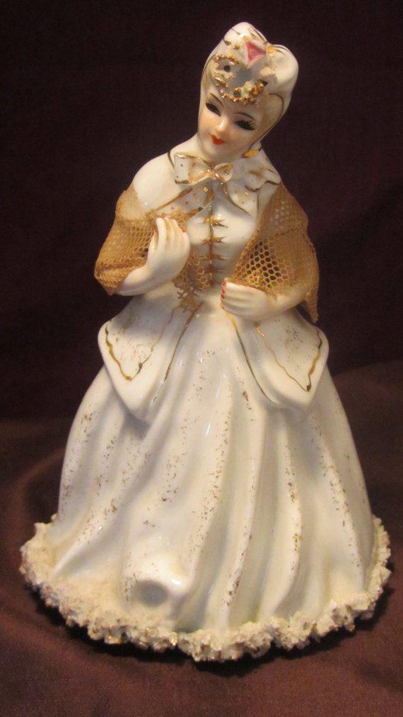 figurine lefton vintage too