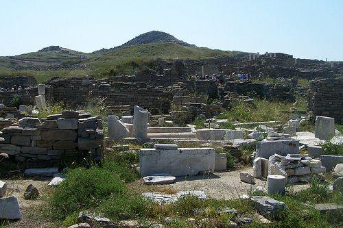 Delos (day trip fro syros)