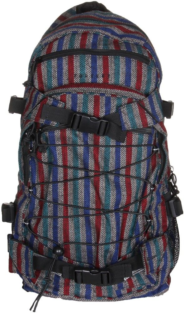 Forvert Rucksack New Louis flannel-striped #backpack #lifestyle #forvert www.endless-skate.de