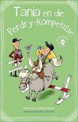 NB Publishers   Book Details   Veearts-vriende 2: Tania en die perdry-kompetisie (ePub)