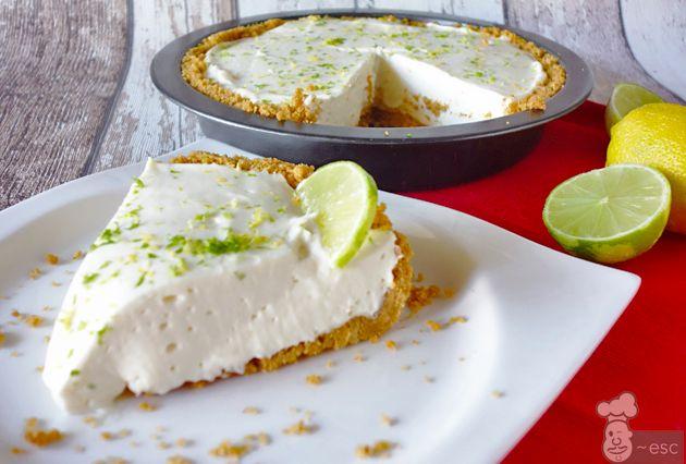Tarta de queso cremosa sin horno (sin gelatina ni cuajada)