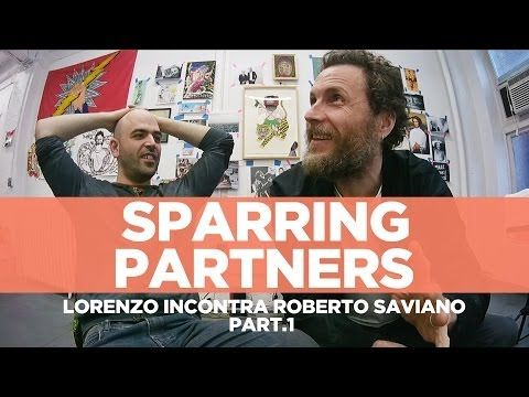 Roberto Saviano e Lorenzo Jovanotti - Sparring Partners 1° Parte
