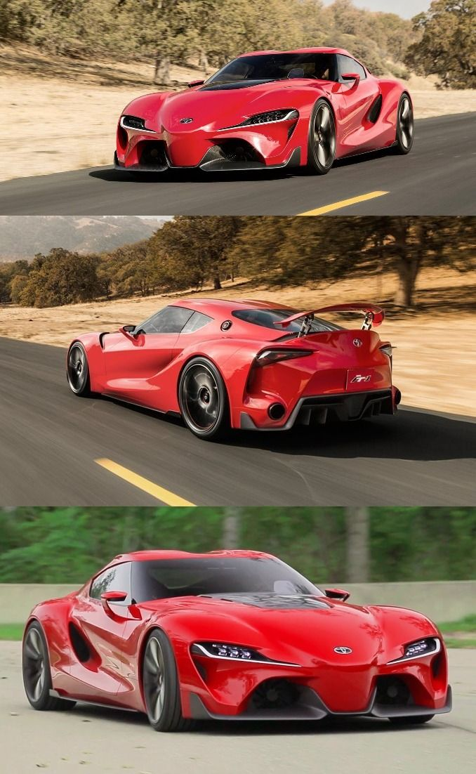 New Toyota Supra to Launch in 2018