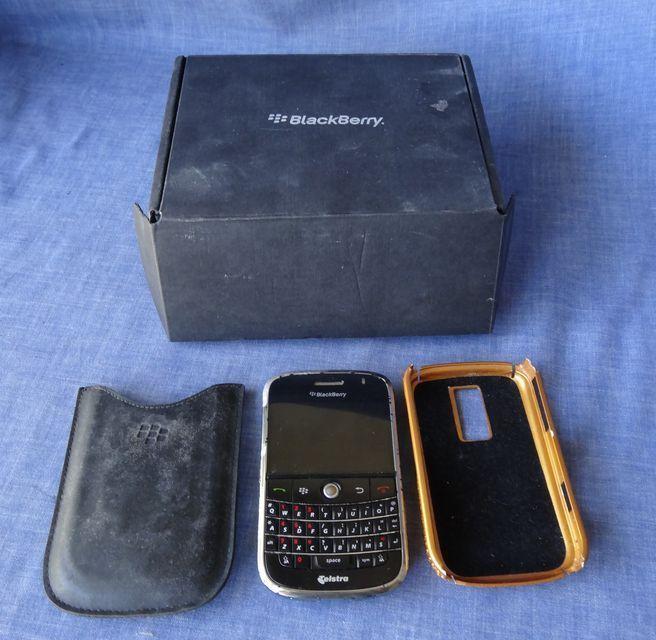 BlackBerry  9000 Mobile Phone in Original Box