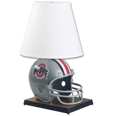 Ohio State Buckeyes Football Helmet Lamp